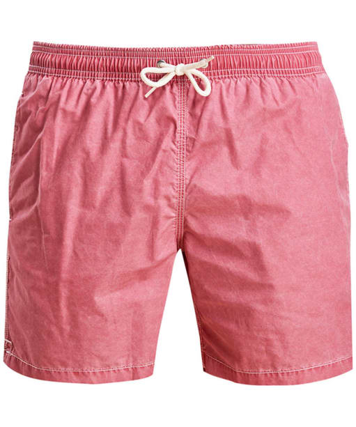 Men's Barbour Victor Swim Shorts - Red