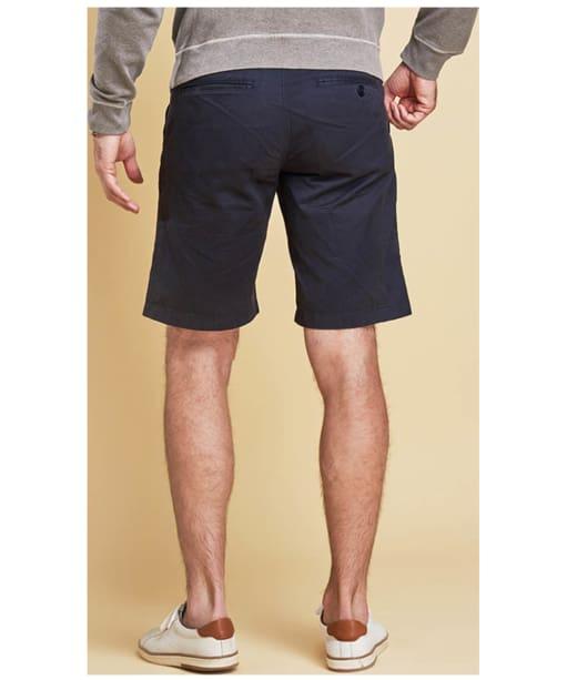 Men's Barbour City Neuston Shorts - City Navy