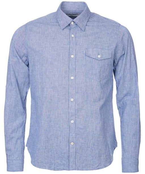 Men's Barbour Drift Shirt - Navy