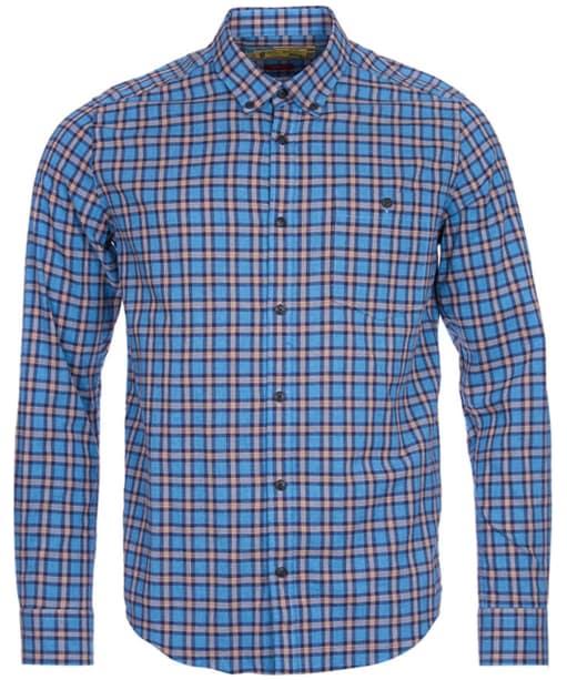 Men's Barbour Steve McQueen Hero Shirt - Chambray Check
