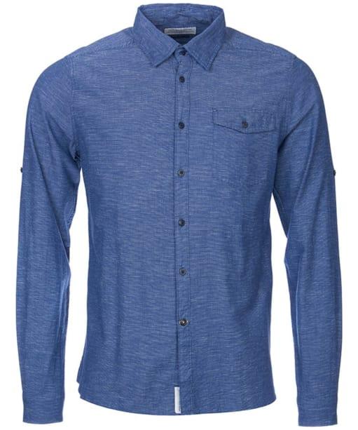 Men's Barbour Brock Shirt - Navy