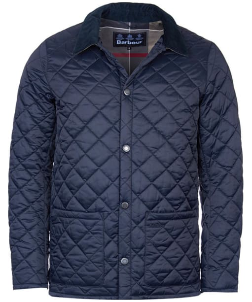 Men's Barbour Pembroke Quilt Jacket - Navy
