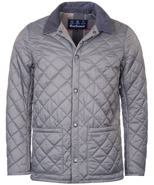 Men's Barbour Pembroke Quilt Jacket - Grey