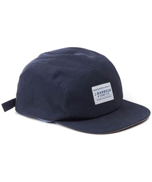 Men's Barbour Niall Sports Cap - Navy
