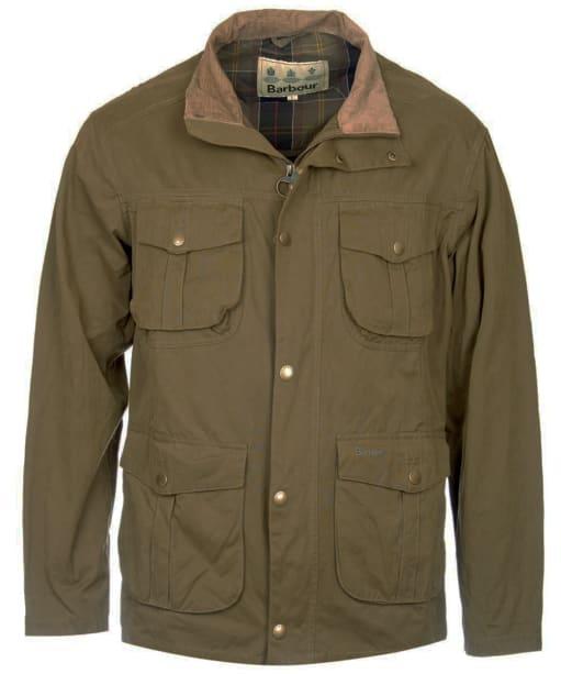 Men's Barbour Sanderling Casual Jacket - Dark Sand