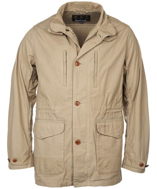 Men's Barbour Cumbrae Casual Jacket - Stone