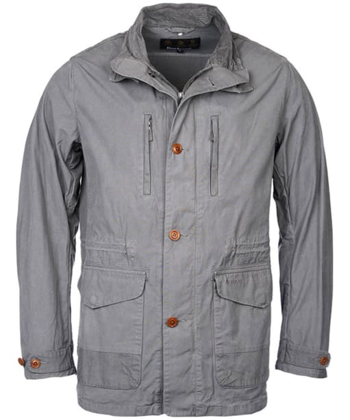 Men's Barbour Cumbrae Casual Jacket - Grey