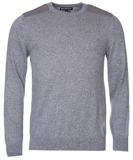 Men's Barbour Spruce Crew Sweater - Grey