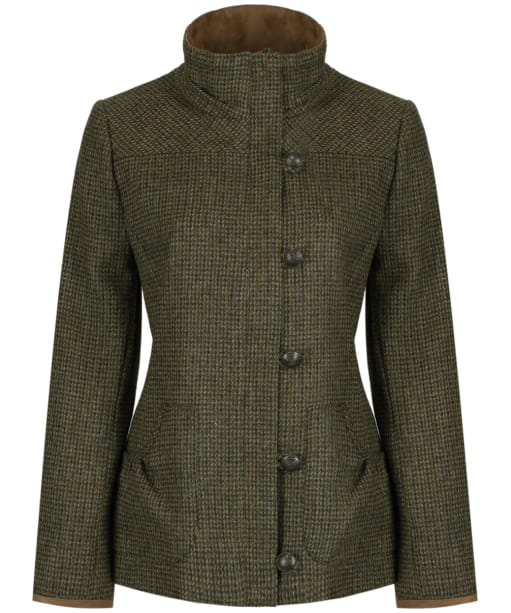 Women's Dubarry Bracken Tweed Jacket - Heath