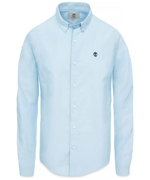 Men's Timberland Rattle River Oxford Shirt - Skyway