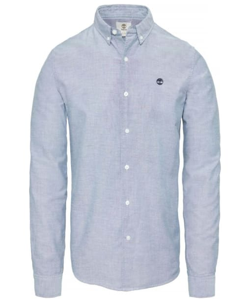 Men's Timberland Rattle River Oxford Shirt - Dark Sapphire