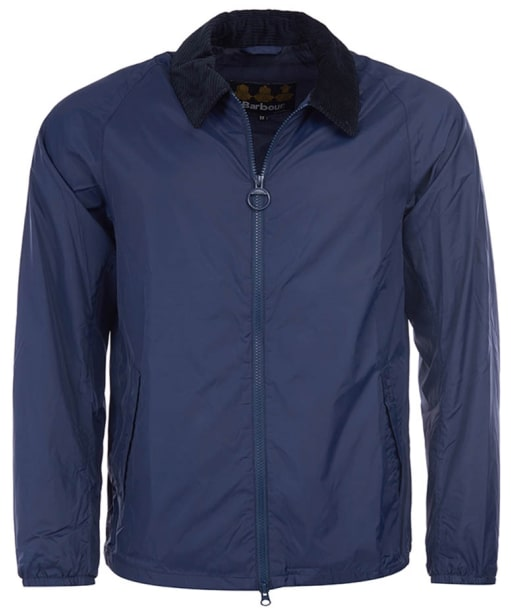 Men's Barbour Lundy Casual Jacket - Navy