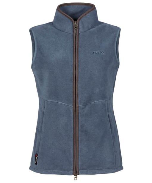 Women's Musto Glemsford Polartec® Gilet  - Blue Lake