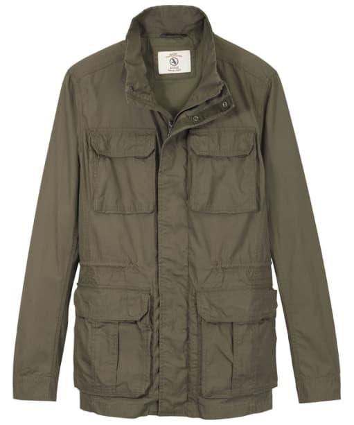 Men's Aigle Gidson Cotton Safari Jacket - Khaki