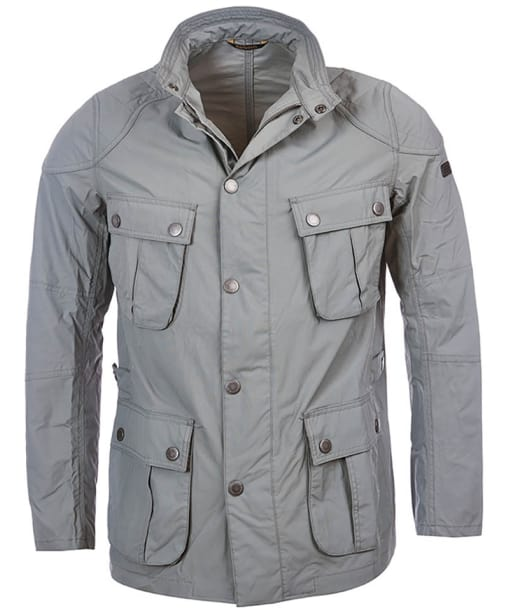 Men's Barbour International Guard Casual Jacket - Grey