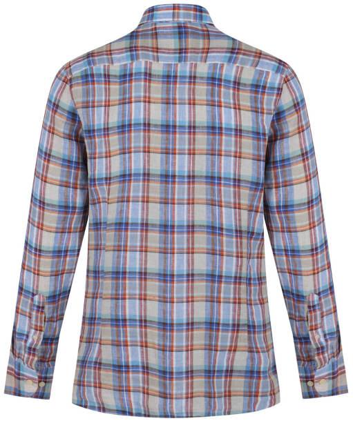 Men's Hackett Cuba Check Shirt - Multi