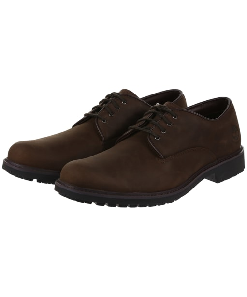 Men's Timberland Earthkeepers® Stormbuck Oxford Shoes - Dark Brown