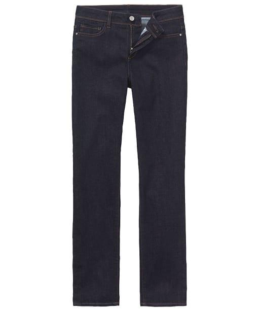 Women's Crew Clothing Straight Jeans - Dark Indigo