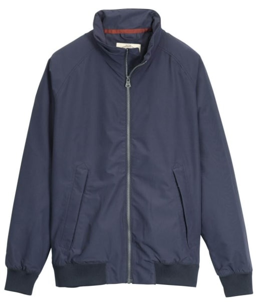 Men's Aigle Seacoast Waterproof Jacket  - Dark Navy