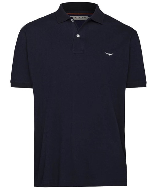 Men's R.M Williams Rod Polo Shirt - Navy
