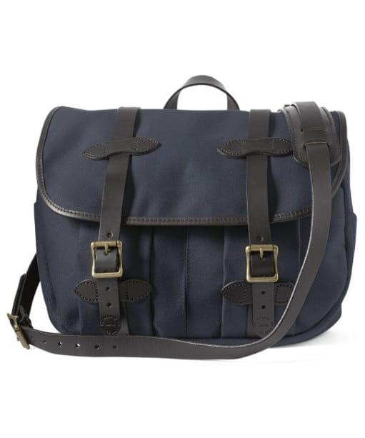 Men's Filson Medium Field Bag - Navy