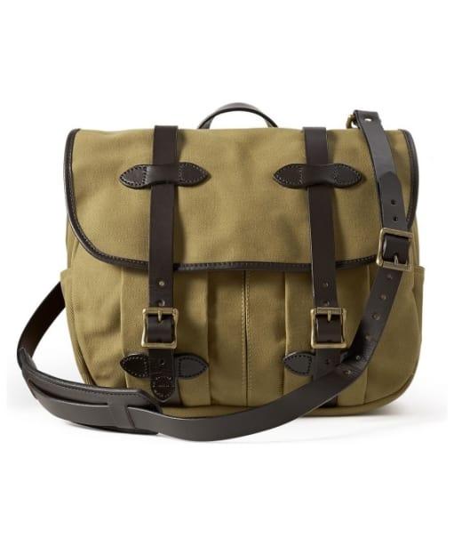 Men's Filson Medium Field Bag - Tan
