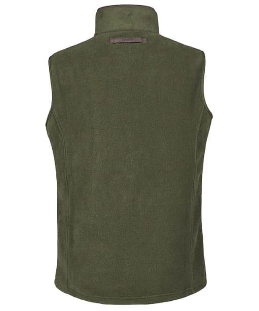 Men's Musto Glemsford Polartec Fleece Gilet - Dark Moss