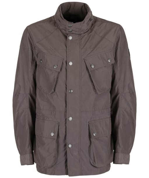 Men's Hackett Velospeed Four Pocket Jacket  - Taupe