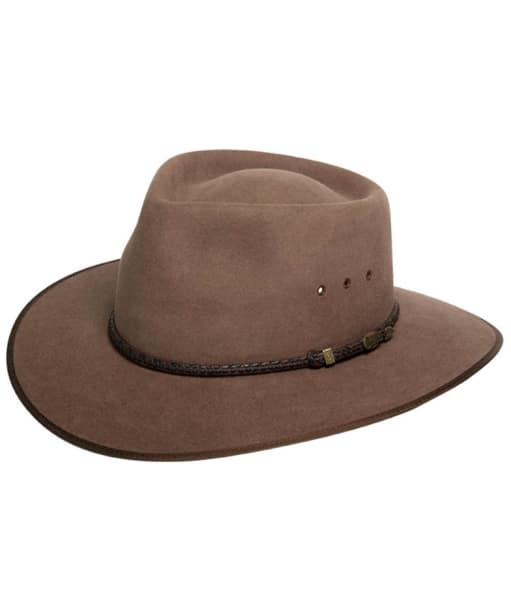 R.M. Williams Akubra Hat - Fawn