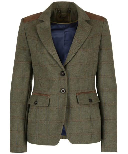 Women's Dubarry Pearlwort Tweed Blazer - Acorn