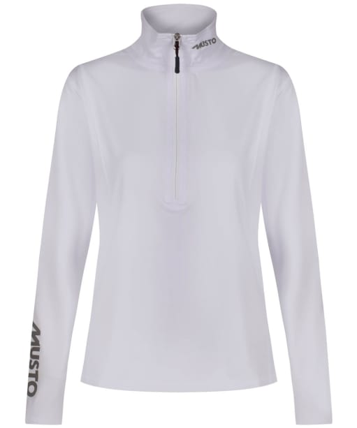 Musto ZP 176  X Country Top - White