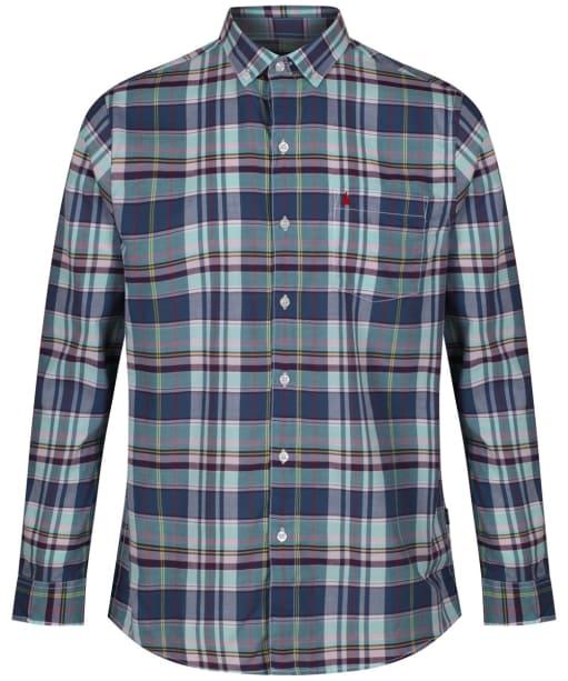Men's Musto Anchorage Check Shirt - Atlantic Check