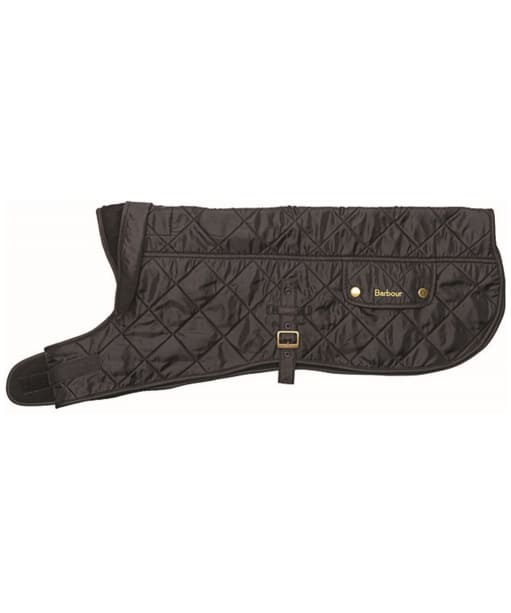 Barbour Polar Dog Coat - Black