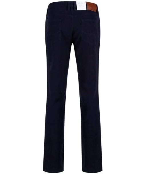 Men's R.M. Williams Ramco Moleskin Stretch Jeans - Navy