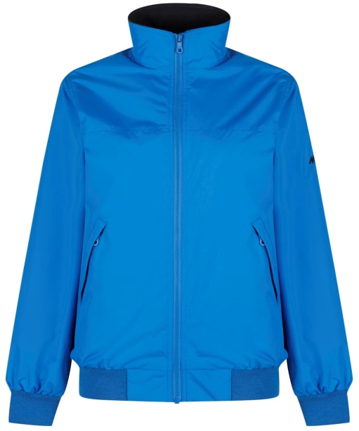 Women's Musto Snug Blouson Jacket - Atlantic Blue / Cinder