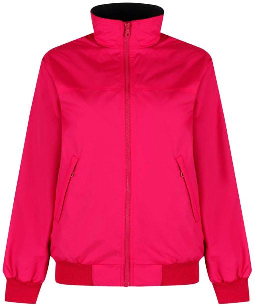 Women's Musto Snug Blouson Jacket - Bright Rose / Cinder