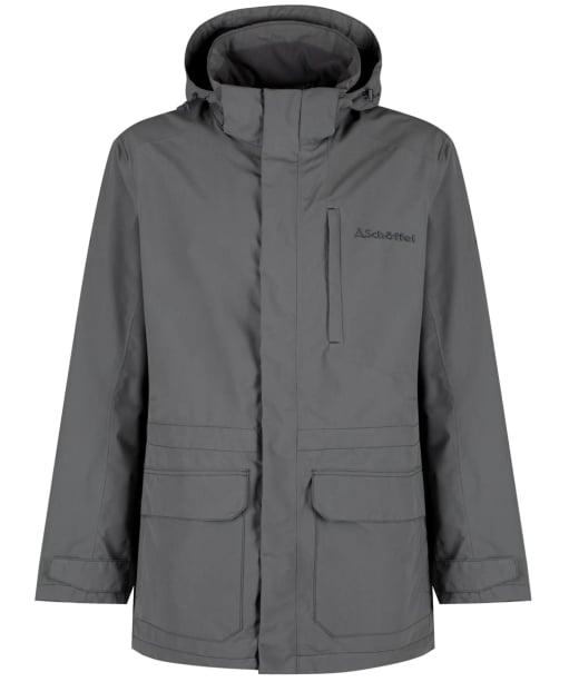Men's Schoffel Como Waterproof Jacket - Grey