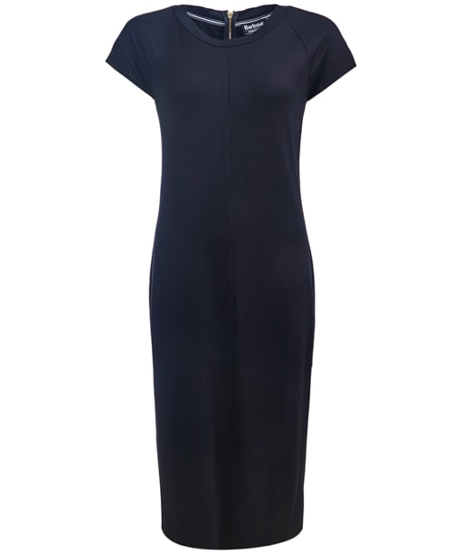 Women's Barbour International Mey Dress - Black