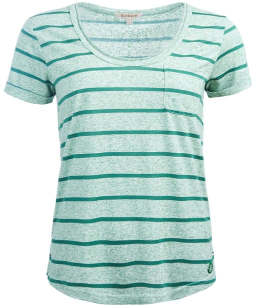 Women's Barbour Headland Top - Clover