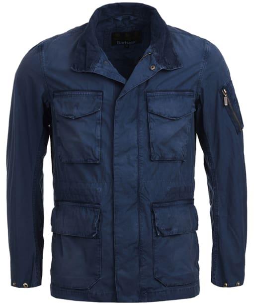 Men's Barbour Littledale Casual Jacket - Deep Blue