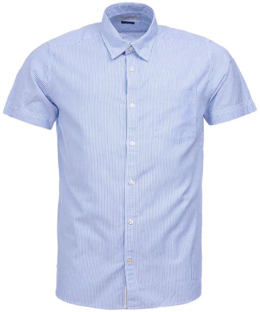 Men's Barbour Tenby Shirt - Blue