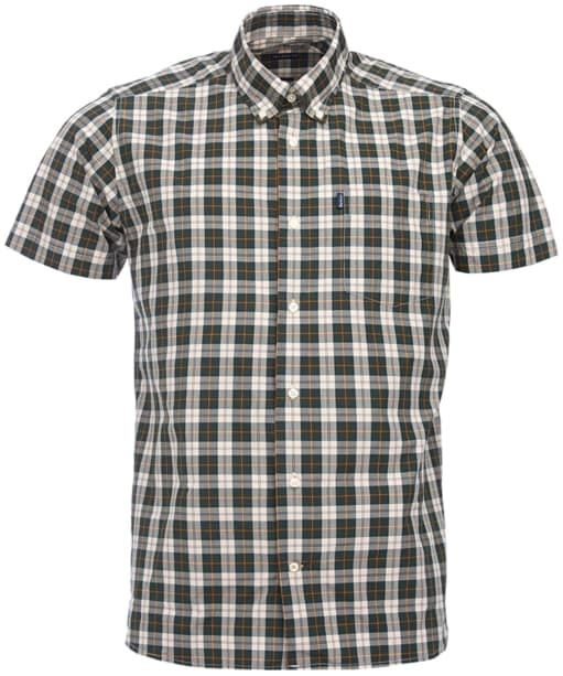 Men's Barbour Cadman Shirt - Ancient Tartan