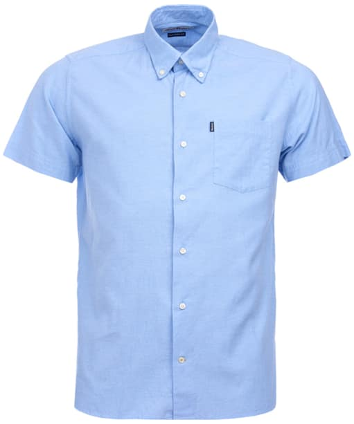 Men's Barbour Casey Shirt - Blue