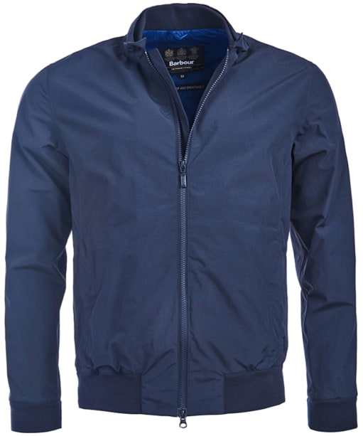 Men's Barbour International Runnel Jacket - Navy