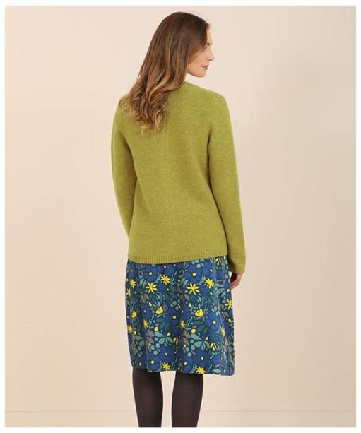 Women's Seasalt Recital Skirt - Kaye's Floral Aquatic