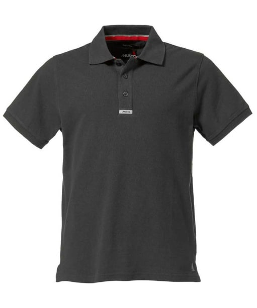Women's Musto Pique Polo Shirt - Black
