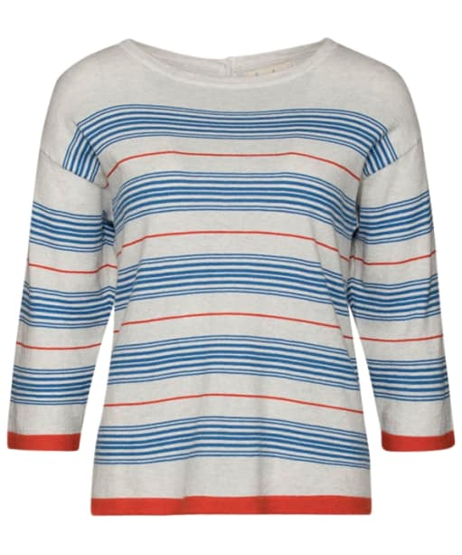 Women's Seasalt West View Jumper - Maritime Whirl