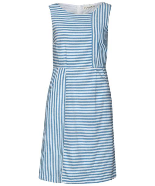 Women's Seasalt Peche Dress - Crevettes Cobalt