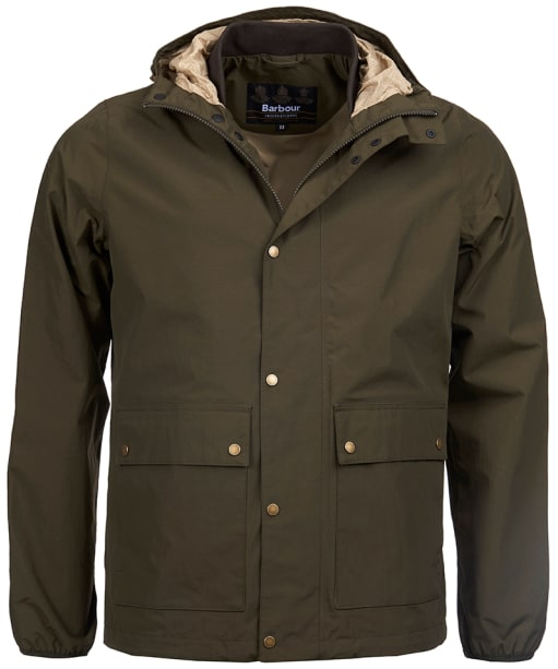 Men's Barbour International Weir Jacket - Olive