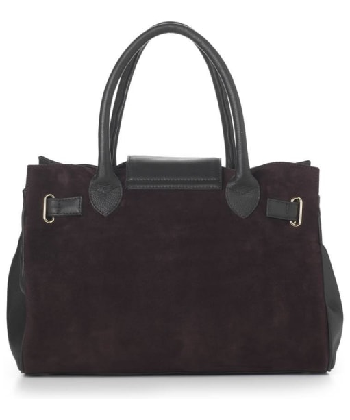 Women's Fairfax & Favor Windsor Handbag - Chocolate